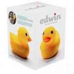 """Geen parodie: Edwin de """"Connected Duck"""""""