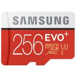Heel veel opslag (256GB) op kleine kaartjes (microSD)