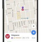 Waar ligt het (negatieve) tipping point voor Google Maps?