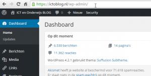 Veilig verbinding maken met WordPress via SSL/HTTPS
