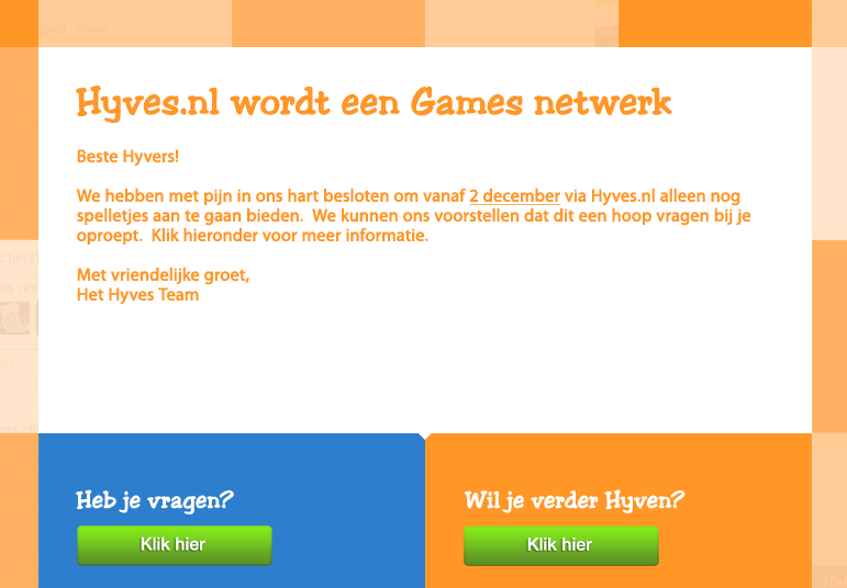 Hyves Games Hyves  Twitter