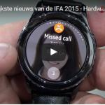 Het belangrijkste IFA 2015 nieuws volgens Hardware.Info TV