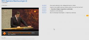 Handig: Uitzending Gemist doorzoeken via ondertitels