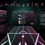 Moon Rider: gratis Beatsaver kloon (VR)