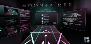 Moon Rider: gratis Beatsaver kloon (VR)