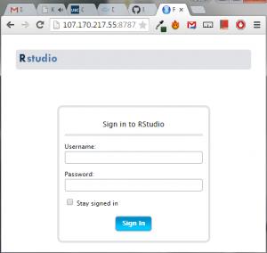 Snel je eigen RStudio Server en Shiny Server installeren op een VPS